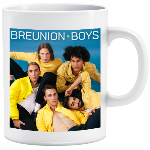 Breunion Boys mug
