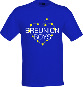 Breunion Boys logo T-shirt