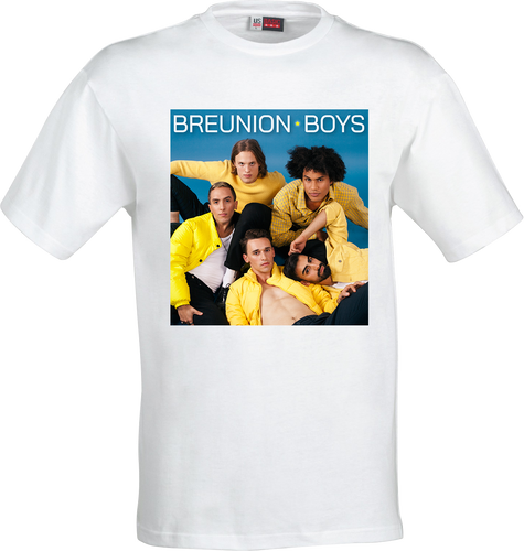 Breunion Boys group photo T-shirt
