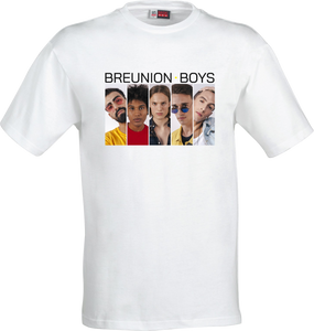 Breunion Boys portrait T-shirt