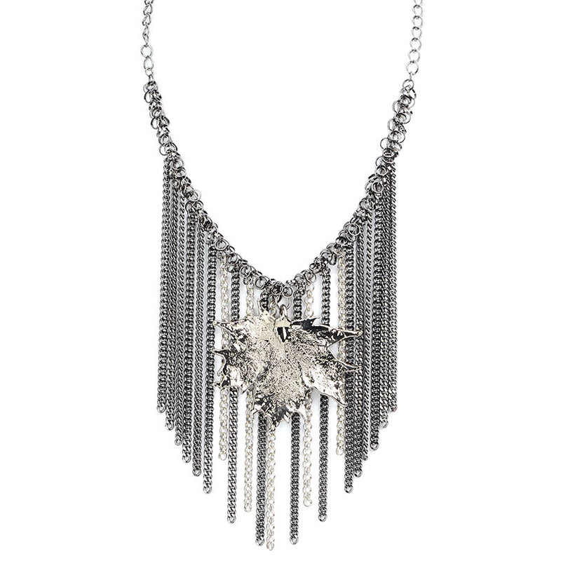 Dance the Night Away! With Our  Swing Bib Necklace