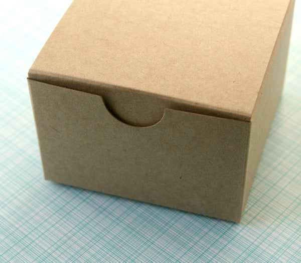Kraft Gift Box - Small
