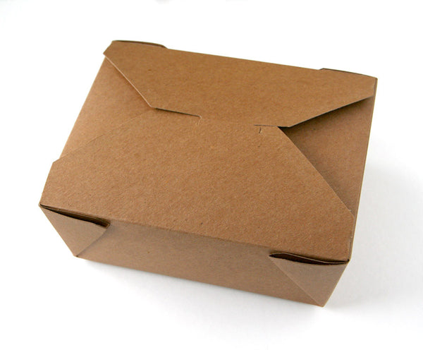 Kraft Take Out Boxes for Weddings, Parties and Picnics