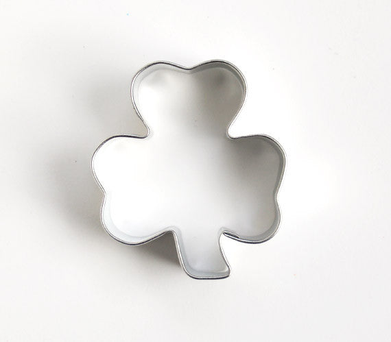 Shamrock Cookie Cutter