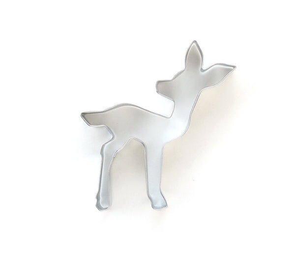 Fawn Cookie Cutters