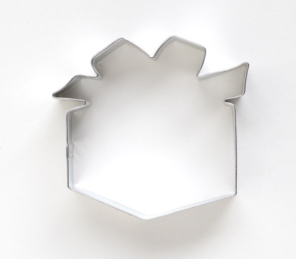 Wrapped Gift Cookie Cutter