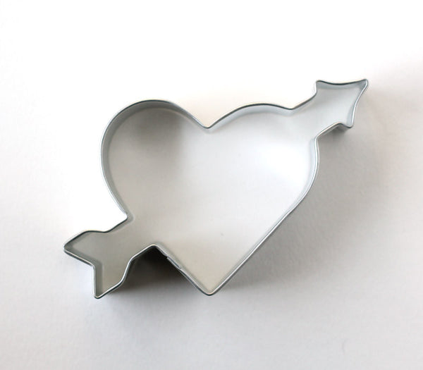 Heart and Arrow Cookie Cutters