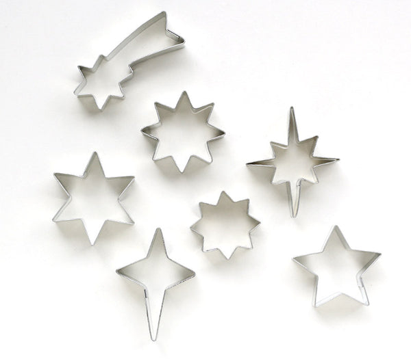 Mini Star Cookie Cutter Set