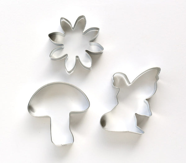Fairy Cookie Cutter Set