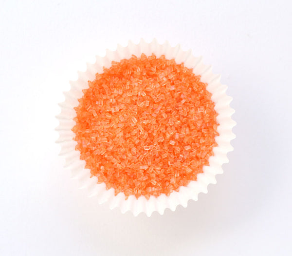 Orange Crystal Sugar