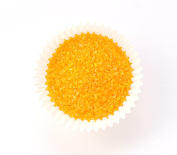 Yellow Crystal Sugar