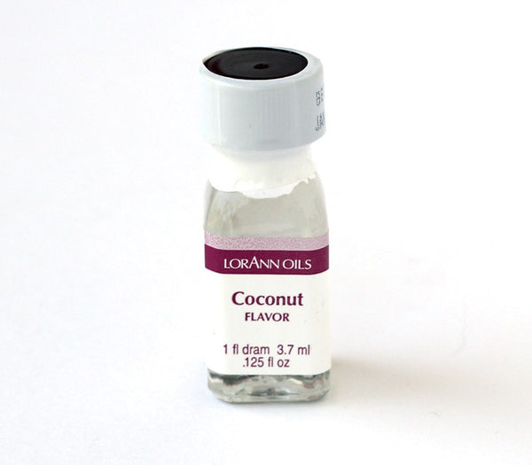 coconut flavoring oil