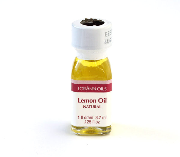 LorAnn's Natural Lemon Oil Flavoring