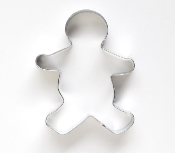 Large Gingerbread Boy Cookie Cutter