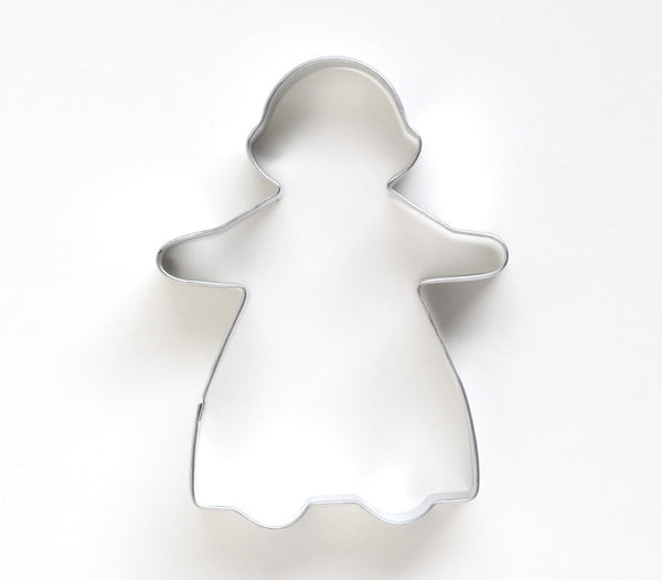 Large Gingerbread Girl Cookie Cutter