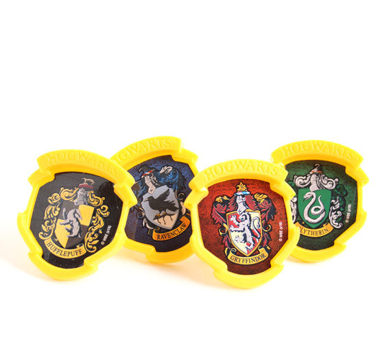 Harry Potter Cupcake Rings