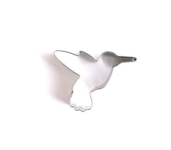 hummingbird cookie cutter