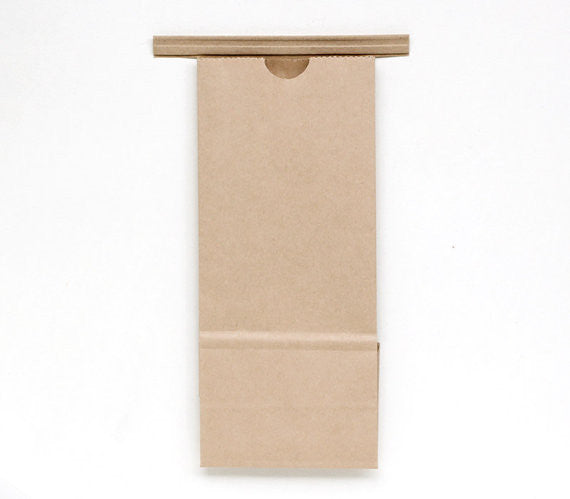 Small Kraft Bakery Bags