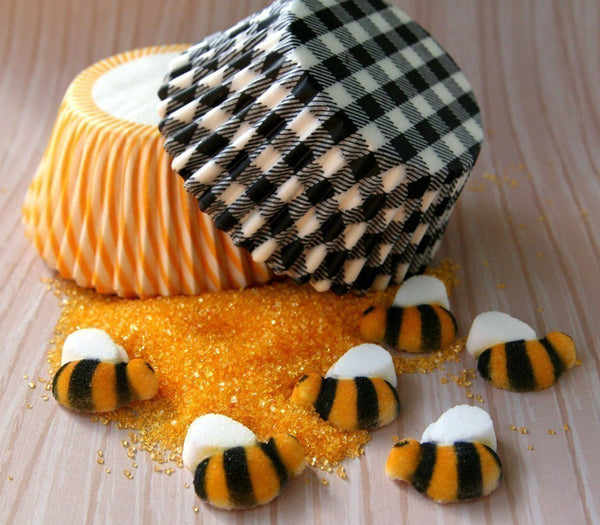 Bumble Bee Cupcake Kit for 24 Cupcakes