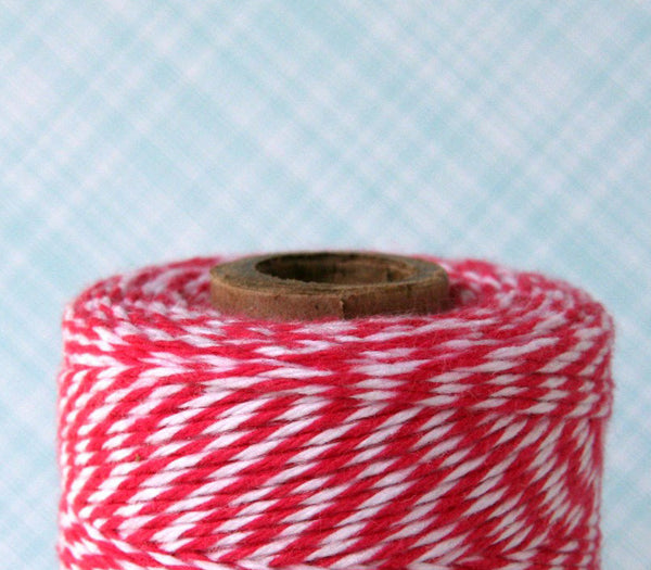 Hot Pink Baker's Twine