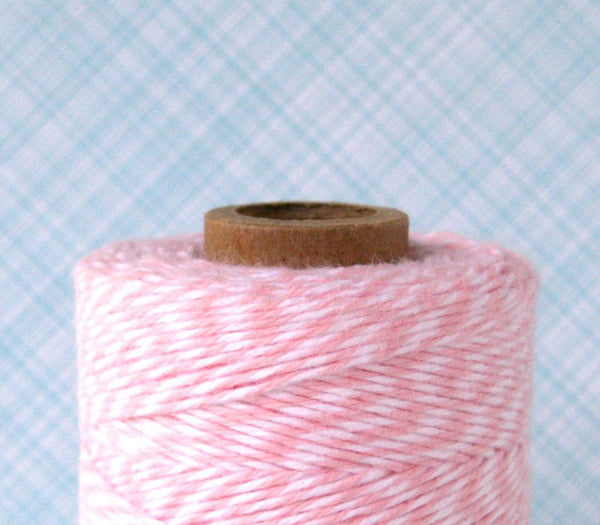 Pink Baker's Twine