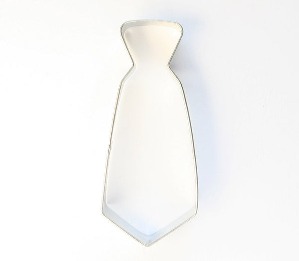 necktie metal cookie cutter