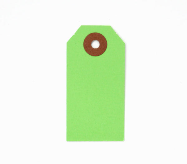 Little Green Parcel Tags