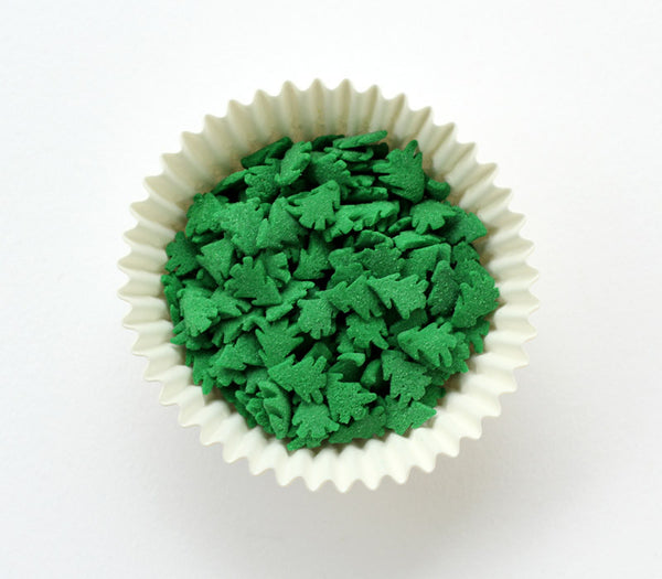 Large Pine Tree Edible Confetti Sprinkles