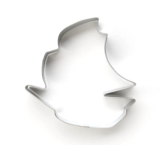 Pirate Ship Cookie Cutter, Galleon Cookie Cutter
