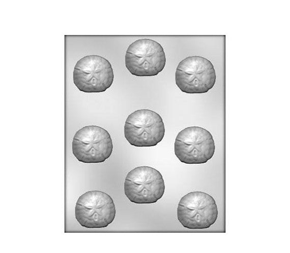 Sand Dollar Chocolate Mold