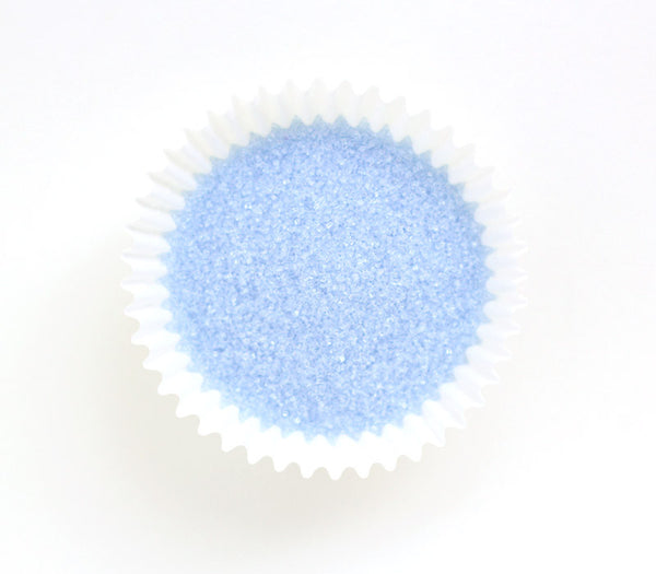 Light Blue Sanding Sugar