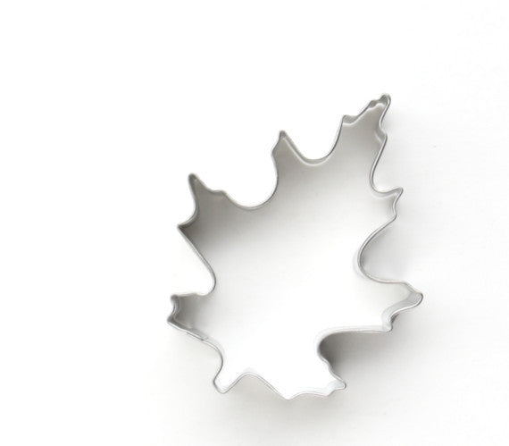 Fall Oak Leaf Cookie Cutter