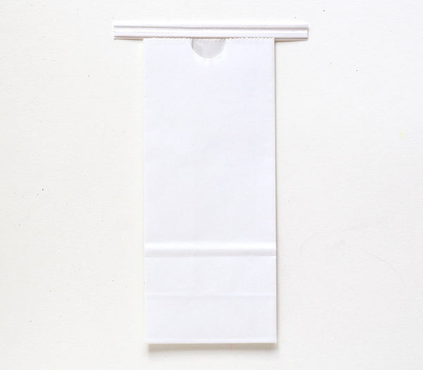 White Bakery Bag - Small - 100