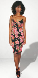 Innocent Rose Bodycon Dress