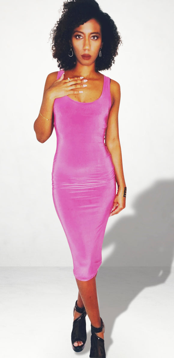 Lucky Lady Bodycon Dress