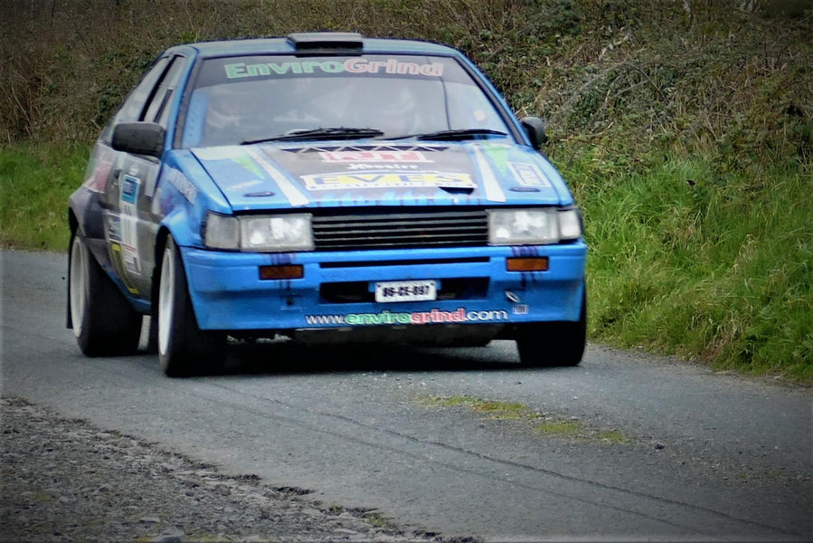 NI Rally Championships Heads to Closed Roads Near Strabane and Donemana!