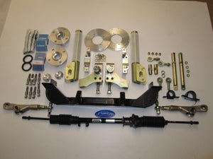 GRP4 MODULAR FRONT SUSPENSION KIT