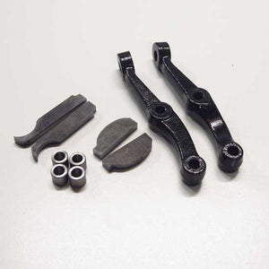 Steering Arms + Crank and Gusset Kit