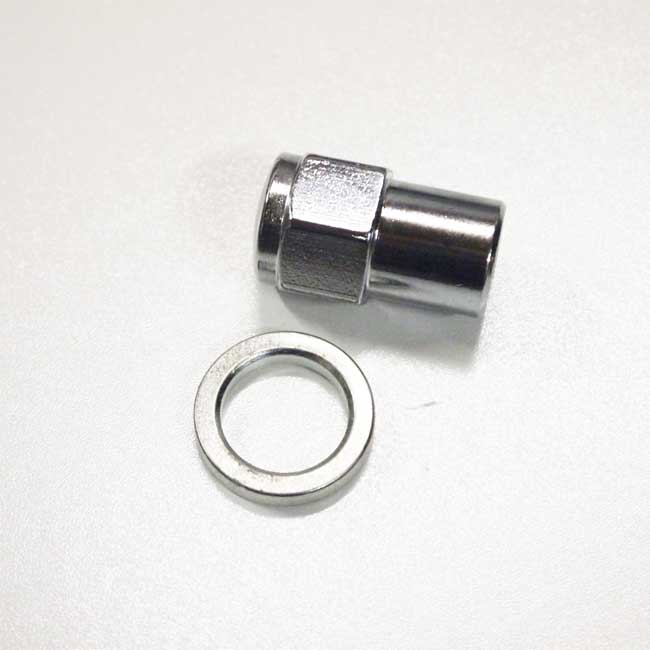 Escort RS2000 Sleeve Nut 12mm