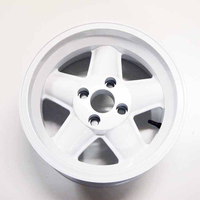 Revolution 5 Spoke FORD GRP4 WHITE