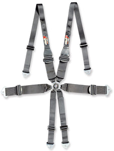 ATECH HARNESS LIGHTWEIGHT 6 POINT