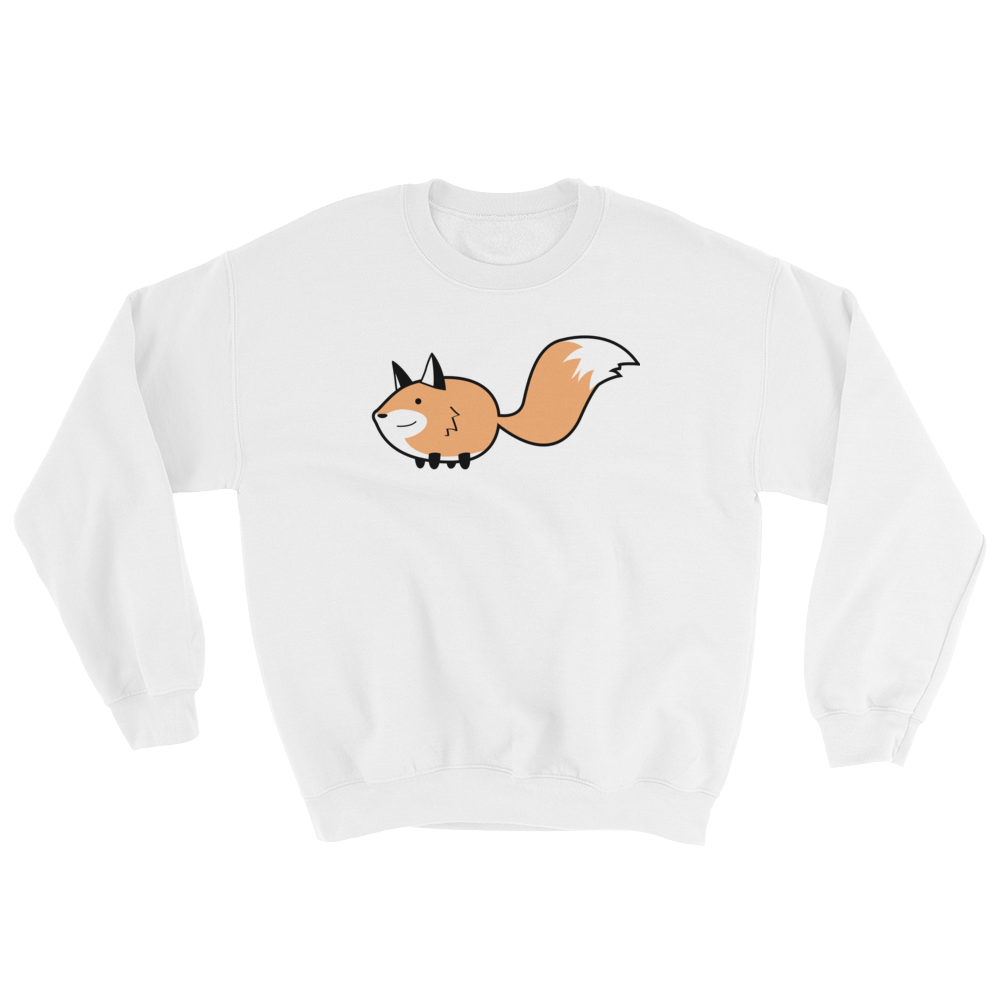 Sweatshirt Pudgimal Fox
