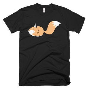 T-Shirt Pudgimal Fox