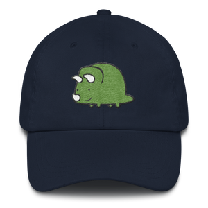 Dad hat Pudgimal Tricerapudge
