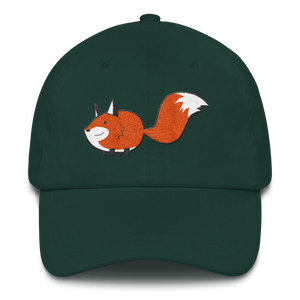 Dad hat Pudgimal Fox
