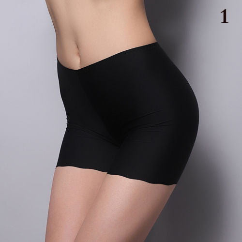 New Female Seamless Legging Pants Shorts Casual Women Safety Pants Briefs Panties