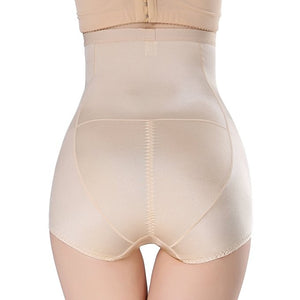 Ultra Thin High Waist Shaping Panty Slimming Butt Lifter Seamless Control Panties Shapewear Ass Underwear Abdomen Body Shaper