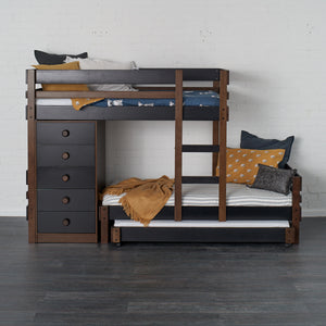 LongWall Bunk Beds