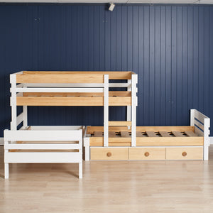 Bunk Beds with 3+ Beds
