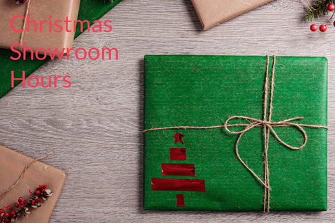 Bunk Bed Showrooms Christmas Hours